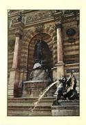 CPSM Paris-La Fontaine Saint Michel     L2390 - Andere Monumenten, Gebouwen