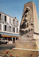 """¤¤  -  ILE-D'YEU   -  Hôtel """" TURBE """" Et Le Monument De La Norvège   -  ¤ - Ile D'Yeu"""