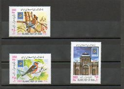 2001 IRAN  - Birds - Pájaros