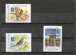 2001 IRAN  - Birds - Birds