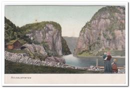 Noorwegen, Suldalsporten - Noorwegen