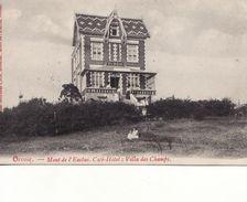 ORROIR MONT DE L'ENCLUS CAFE HOTEL VILLA DES CHAMPS - Mont-de-l'Enclus
