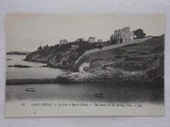 SAINT-BRIAC - Le Port à Marée Haute - CPA- CP- Carte Postale - Saint-Briac