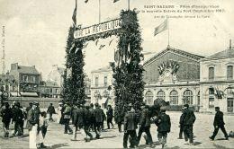 N°58369 -cpa Saint Nazaire -fêtes D'inauguration- - Saint Nazaire