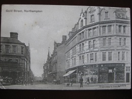 Gold Street , Northampton , Northamptonshire - ( Shop Fronts ) - Northamptonshire