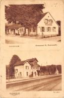 57 - MOSELLE / 57583 - Bannstein - Restaurant Douvernelle - Francia