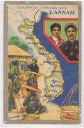 Asie - Annam - Postcards