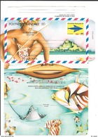 """Polynésie Aerogramme YT 11 """" Embleme Postal, Surchargé """" 2006 Neuf** - Aérogrammes"""