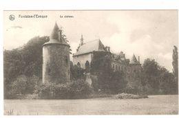 Fontaine-l'Évêque - Le Château - 1920 - Fontaine-l'Evêque