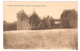 Vielsalm - Château Et Ferme St-Jean - Environs De La Baraque Fraiture - éd. G. Gillet à Vielsalm - Vielsalm