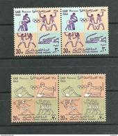 IVERT 731/32 ** - Verano 1968: México