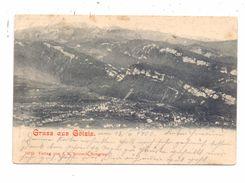 A 6840 GÖTZIS, Gruss Aus...1906 - Götzis