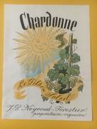 5407 - Le Fils Du Soleil JP Neyroud Chardonne Suisse - Etiquettes