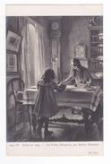 Peinture Tableaux Salon De 1907 N°2050 Les Petites Ménagères Par Marius Barthalot Illustrateur - Peintures & Tableaux