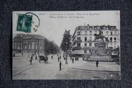 LILLE - Boulevard De La Liberté - Lille