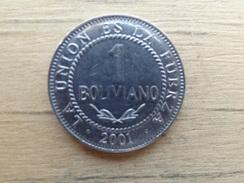 Bolivie  1  Bolivano  2001  Km 205 - Bolivie