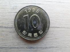 Koree Du Sud  10 Won  1995  Km 33 - Korea, South