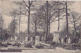 FR2374  --   BORRIESWALDE FRIEDHOF, CIMETIERE  --  FELDPOST KARTE ( AUS EIN LOT VON 120 PC VON DEUTSCHE SOLDAT  --  1917 - Frankreich
