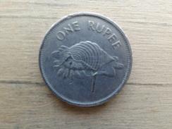 Seychelles  1 Rupee  1995  Km 50 - Seychelles