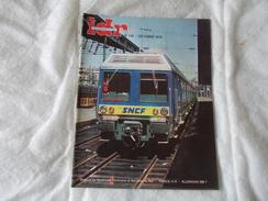 IDR L'indépendant Du Rail N° 150 Octobre 1976 Revue De Chemin De Fer Train - Railway & Tramway