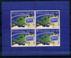 GIBRALTAR 2006 N° 1140  BLOC DE 4 ** MNH LUXE - Gibilterra