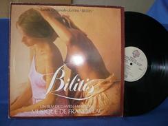 BO DU FILM BILITIS 33t VINYLE MUSIQUE FRANCIS LAI - Soundtracks, Film Music