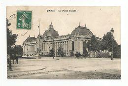 CPA PARIS - LE PETIT PALAIS 1912 - Autres Monuments, édifices