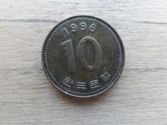 Koree Du Sud  10 Won  1996  Km 33 - Korea, South