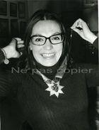 NANA MOUSKOURI 1972 CARNAVAL - Famous People