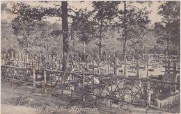 FR2395 --  ARGONNEN  -  1918  -   FRIEDHOF,   Inf. Regt. 30  -   FELDPOST ( AUS  LOT VON 120 PC VON DEUTSCH SOLDAT - Frankreich