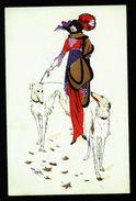A4961) AK Künstlerkarte Mode BG Paris 587 Ungebraucht Unused - Mode