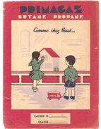 Protège Cahier PRIMAGAZ Butane Propane Comme Chez Nous.... - Protège-cahiers