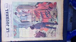 75- PARIS- REVUE LE JOURNAL- JEUDI 27 DECEMBRE 1900- ILLUSTRATEUR WEILUC- LE CHIEN SCENE DE MENAGE -JEAN FRIMOT-MONNIER - Books, Magazines, Comics