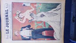 75- PARIS- REVUE LE JOURNAL- JEUDI 20 DECEMBRE 1900- ILLUSTRATEUR BAC-SEINS NUS NUDE ROBE DECOLLETEE- MYLORD-HUARD- - Books, Magazines, Comics