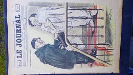 75- PARIS- REVUE LE JOURNAL- JEUDI 13 DECEMBRE 1900- ILLUSTRATEUR ABEL FAIVRE-CALENDRIER POSTES 1901-FACTEUR-POULBOT - Books, Magazines, Comics