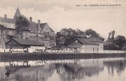 VIERZON RIVES DU CANAL  (dil302) - Vierzon