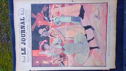 75- PARIS- REVUE LE JOURNAL- JEUDI 29 NOVEMBRE 1900- ILLUSTRATEUR PREJELAN-MOULIN ROUGE-HIPPODROME-ABSINTHE-BERLY - Books, Magazines, Comics
