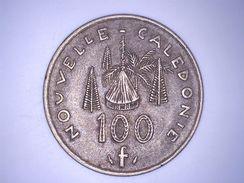 NOUVELLE CALEDONIE 100 Francs 1976 - New Caledonia