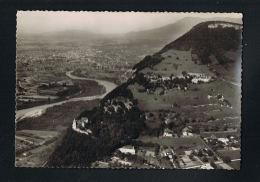 ANNEMASSE -Hte Savoie- L'Arve Et Les Voirons ,vus Du Salève -CPSM Recto Verso  -Paypal Sans Frais - Annemasse