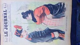 75- PARIS- REVUE LE JOURNAL- JEUDI 1 NOVEMBRE 1900- ILLUSTRATEUR M. HUARD-FANTASSIN-SAINT CYR-MARIAT-CLEMENT-WEILUC- - Books, Magazines, Comics