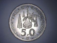 NOUVELLE CALEDONIE 50 Francs 1967 - New Caledonia