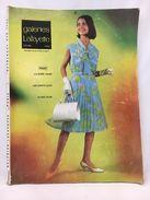 Catalogue Galeries Lafayette Été 1965 - Mode