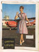 Catalogue Galeries Lafayette Été 1961 - Mode