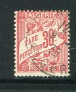 ALGERIE- Taxe Y&T N°5- Oblitéré - Algérie (1924-1962)