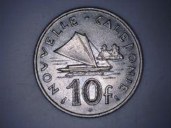 NOUVELLE CALEDONIE 10 Francs 1970 - New Caledonia