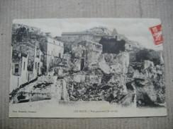 BOUCHES DU RHONE  13   LES BAUX    -  VUE    TTB - Les-Baux-de-Provence