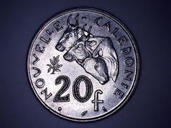NOUVELLE CALEDONIE 20 Francs 1970 - New Caledonia