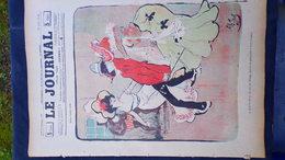 75- PARIS- REVUE LE JOURNAL- JEUDI 13 SEPTEMBRE 1900- BOULE NEIGE -RACISME-ALB. JACK-EXPOSITION UNIVERSELLE- SANDY HOOK- - Books, Magazines, Comics