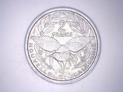 NOUVELLE CALEDONIE 2 Francs 1971 - New Caledonia