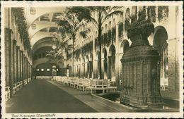 AK Bad Kissingen, Wandelhalle, O Um 1935 (23913) - Bad Kissingen